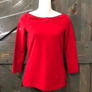 Kate Spade Three Quarter Sleeves Top Size XS